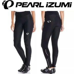 PEARL iZUMi • NWT • Elite Amfib Tights • Black • L